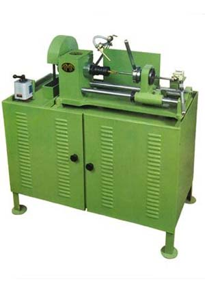 Horizontal Tapping - Threading Machine