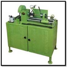 Horizontal Tapping Threading Machine